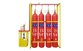 IG-541 mixed gas fire extinguishing system