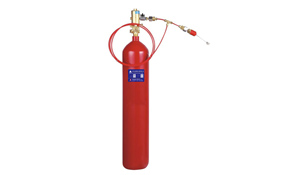 Fire detection tube